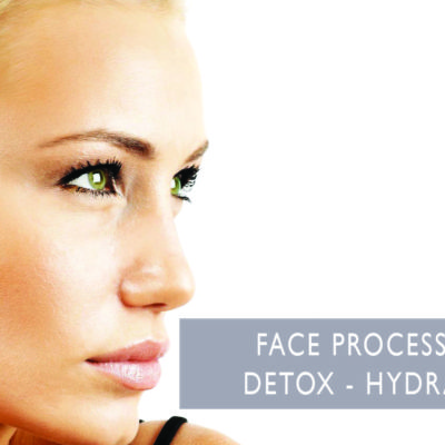 Face Process detox hydra