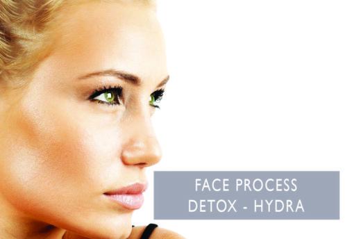 Face Process detox hydra