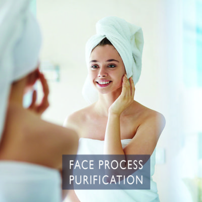 Face process PURIFICATION
