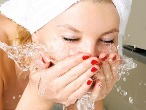 lavare-viso